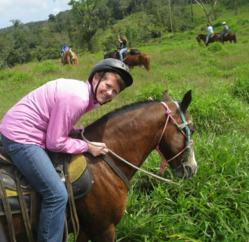 Equestrian Journeys at Leaves & Lizards in Costa Rica