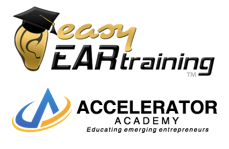 Easy Ear Training joins the Accelerator Academy