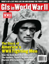 GIs IN WORLD WAR II, new from AMERICA IN WWII