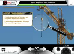 SafetySkills® Rigging Safety for the Oil and Gas Industry