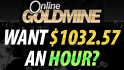 Online Goldmine Review by Jamie Lewis
