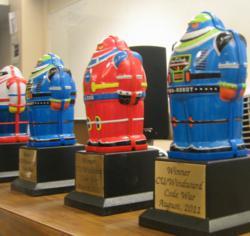 Windward Hackathon Trophies
