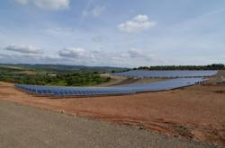 Conergy solar park Andalusia, Spain