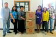 Vista Metals Corp, Shoes That Fit, Beech Elementary, shoe donation