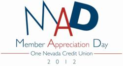 One Nevada Credit Union Member Appreciation Day
