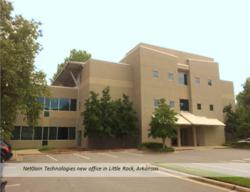 NetGain Technologies' new office at 2222 Cottondale Road