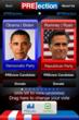 PRElection Presidential Vote Screen