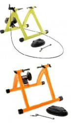 cycling and bicycle trainers