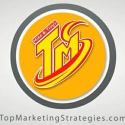 Top Marketing Strategies Logo