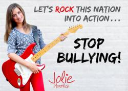 "Jolie Montlick, Jolie, A4K Club, Ambassador for Kids Club, Anti-bullying program, ""My Song for Taylor Swift"" Music Video by Jolie Montlick, stop bullying, bullying help, Best anti-bullying music video, best anti-bullying song, joliemontlick.com, bullying"