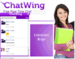 Adaptable Chat Software for Health Websites Released by Chatwing...