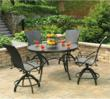 Homecrest Legendary Hi-Top Patio Set