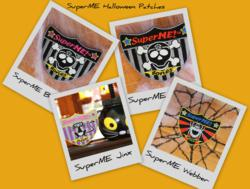 SuperME Halloween Patches - Webber, Jinx, Bones