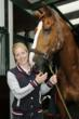 Graphic Evidence, creative marketing agency, announces Olympic Gold medal winners for PR clients, HorseWorldLive