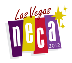 Extech & FLIR at NECA 2012