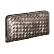 Beautiful woven leather purse