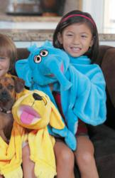CuddleUppets Win 2012 Dr. Toy Best Pick