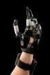 Example of new i-limb digits prosthesis