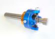 GT Series Broach Holder with Polygon Solution's Rotary Broaching Brake