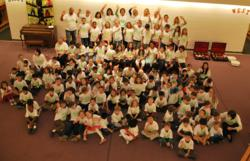 The Long Ridge School 75th Anniversary Photo