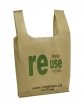 Non-Woven Reusable T-Shirt Bag