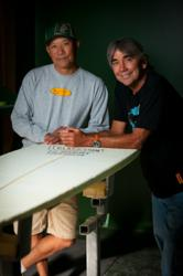 Gerry Lopez and Dave Chun on Design