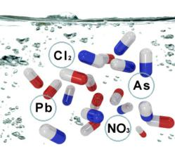 Drugs and Contaminants in Water