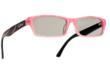 Pink/Black 3JAZZLE Passive 3D Glasses