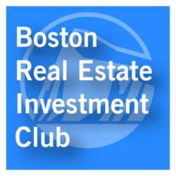 Boston Real Estate investment Club Meeting : Oct. 24