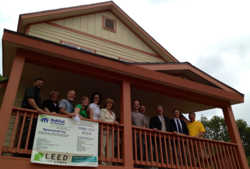 SLCC Habitat for Humanity Project Home