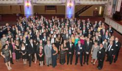 100th Dinner Dance attendees