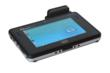 eo a7400 (shown with removable magstripe reader module attached) is an all new solution for mobile Point of Sale (POS)