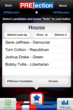 House Voting Screen