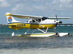 Seaplane charters Miami to Key West