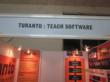 Turanto trade show booth popular at recent Education and Training trade show in India