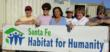 Santa Fe Habitat has built more than 80 affordable homes in Santa Fe since it began in 1986