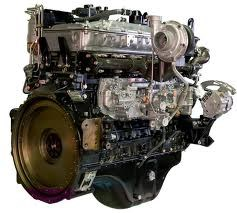 Remanufactured Isuzu Engines