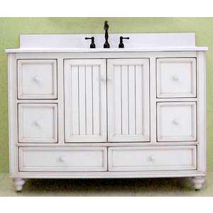 48 wood bathroom vanity cabinet from the bristol beach collection
