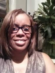 Photo of Kim Randolph Benson Winner of What's The 411 Networks' Jay Z Concert Tickets Sweepstakes