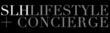 SLH Lifestyle + Concierge Company Logo.