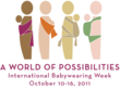 International Babywearing Week 2012