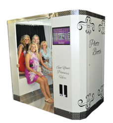 Ovation Photo Booth Rentals Offers Jumbo King Photo Booths