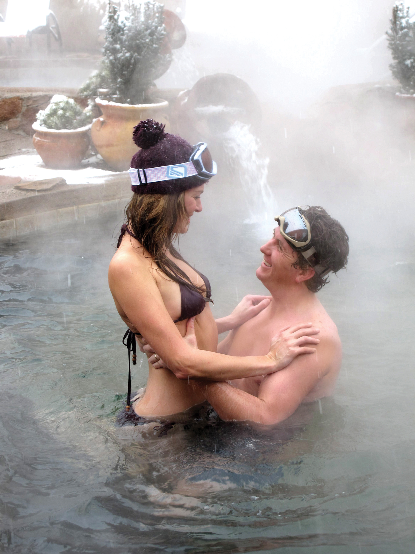 Ojo Caliente Mineral Springs Resort Amp Spa Celebrates Love