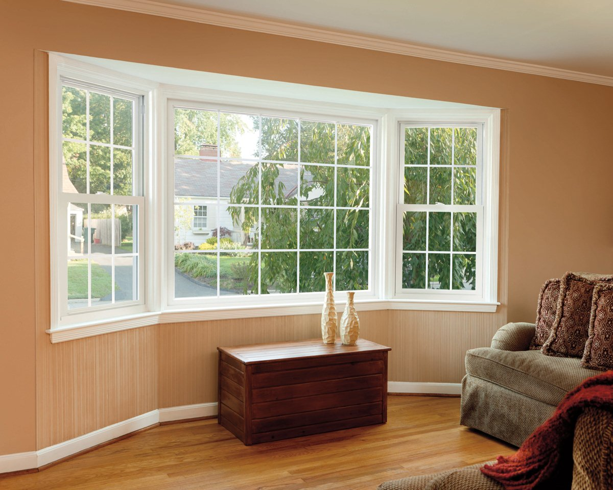 2012 13 cost vs value report says vinyl window for Interior windows