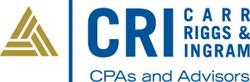 CPA Firm Carr, Riggs & Ingram's Logo