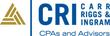 Carr, Riggs & Ingram (CRI) Merges Local Birmingham Firm Boohaker,...