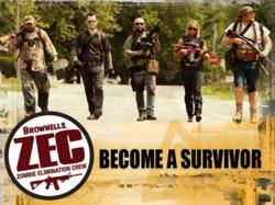 Brownells Zombie Elimination Crew
