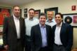 The Goldstar Group Team, Michael Hillman, Eric May, Cliff Mendelson, Albert Missirlian, Michael Brodsky