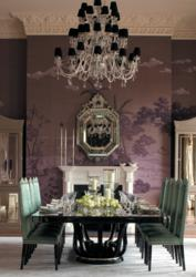 Dining room - Landmark development design by Intarya