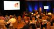 A capacity crowd of marketing practitioners at the 2012 CEM Summit